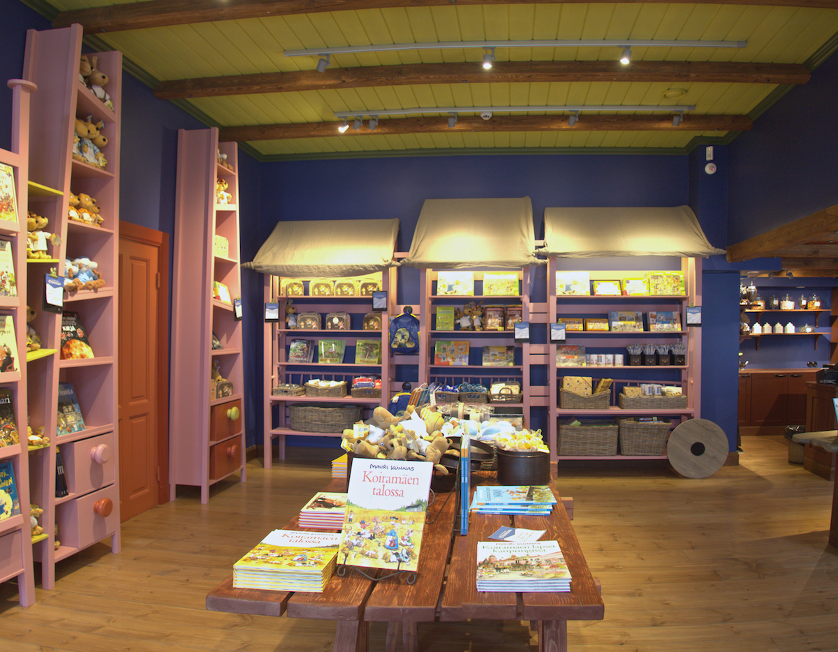 Gunnas-kirjakauppa