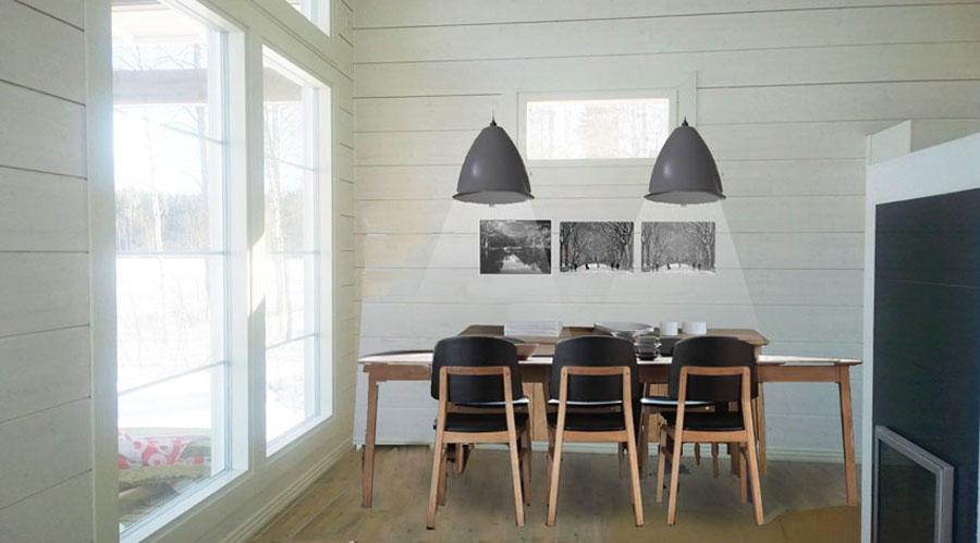 Kuvamanipulaatio mustat tuolit