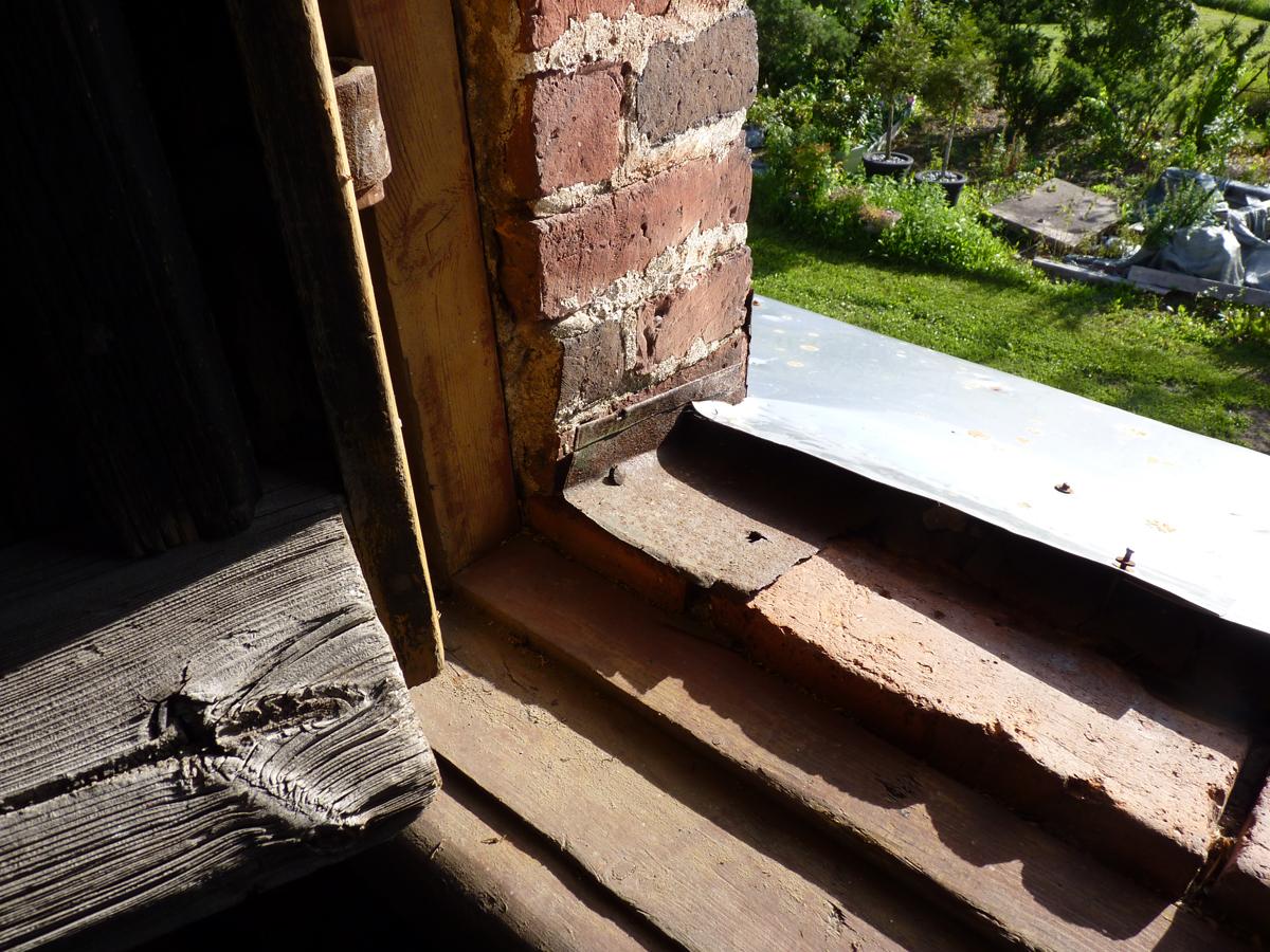 Viljamakasiinin ikkuna-aukko